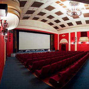 Кинотеатры Бурлы