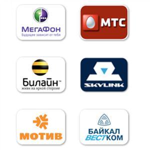 Операторы сотовой связи Бурлы