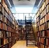 Библиотеки в Бурле
