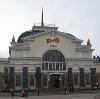 Железнодорожные вокзалы в Бурле