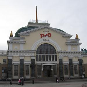 Железнодорожные вокзалы Бурлы
